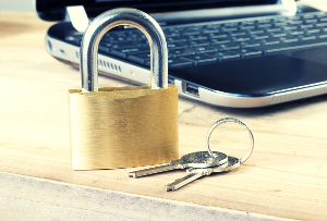 lock and key cybersecurity